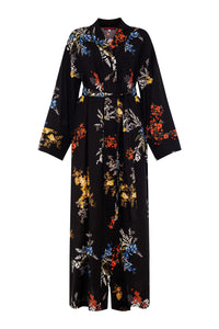 Bouquets Dressing Gown