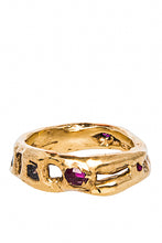 Load image into Gallery viewer, Cubic Zirconia Band - Energy