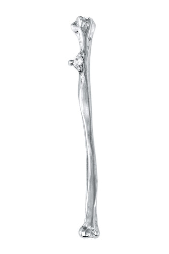 Branch Brooch - Silver