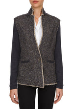 Load image into Gallery viewer, Tweed Knit Jacket
