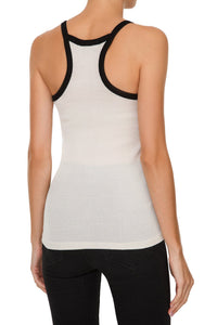 Racer Back Knit Tank