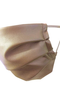 Eco Leather Face Mask