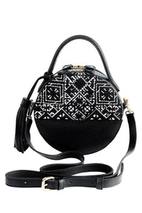 Ness Ness Handbag - Black