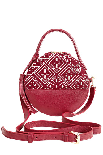 Ness Ness Handbag - Red