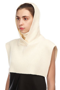 Mock Turtleneck - Ivory