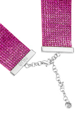 Load image into Gallery viewer, Charlotte Choker - Magenta