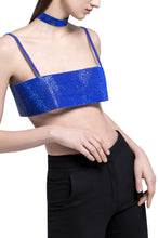 Load image into Gallery viewer, Charlotte Choker - Blue