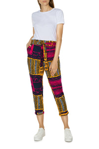 Doreen Print Trousers