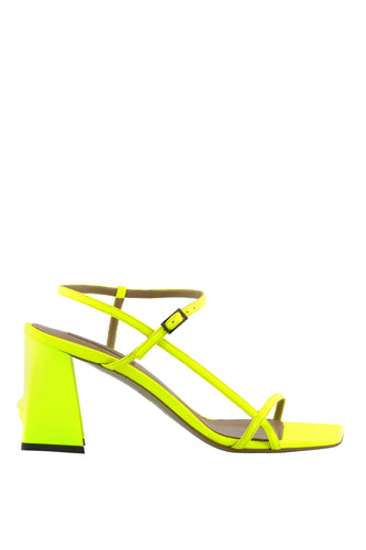 Venus Art Sandals - Neon Green