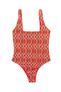 Jaipur Reversible One Piece Swimsuit