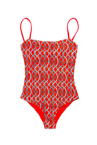 Jaipur Ballet One Piece Swimsuit