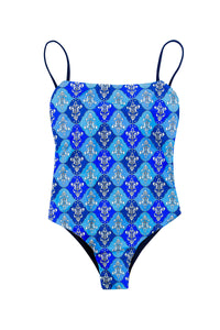 Dheli Ballet One Piece Swimsuit