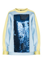 Load image into Gallery viewer, Sequin Sweatshirt