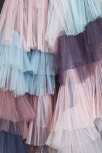 Load image into Gallery viewer, Tulle Patchwork Skirt