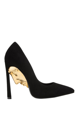 Apollo Art Pumps - Gold