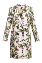 Load image into Gallery viewer, Juicy Cranberries Coat Dress - Pink