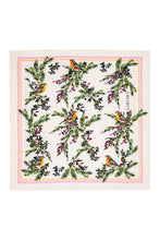 Load image into Gallery viewer, Juicy Cranberries Scarf - Ivory