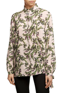 Juicy Cranberries Blouse - Pink