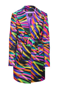 Neon Lights Coat
