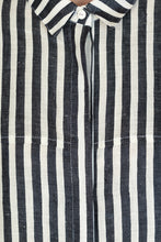 Load image into Gallery viewer, Striped Menswear Shirt