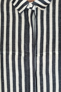 Striped Menswear Shirt