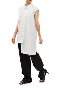 Anita Asymmetric Shirt