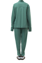 Load image into Gallery viewer, Karine Classic Shirt Suit - Green