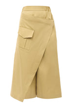 Load image into Gallery viewer, Wrap Cargo Pocket Pants - Beige