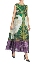 Load image into Gallery viewer, Swan Dress - Green