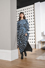 Load image into Gallery viewer, Dot Tulip Skirt Dress