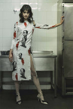 Load image into Gallery viewer, Mannequin Print Dress