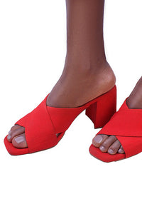 Agbo Mules - Red