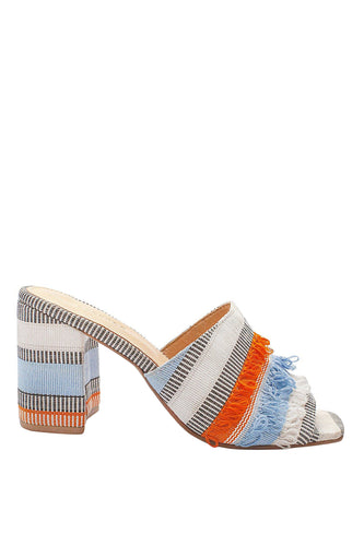 Ilamoye Mules - Light Blue