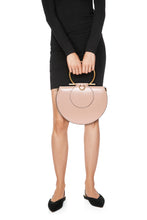 Load image into Gallery viewer, Half Circle Bag - Pink