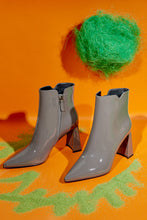 Load image into Gallery viewer, Obsession High Heel Booties - Grey