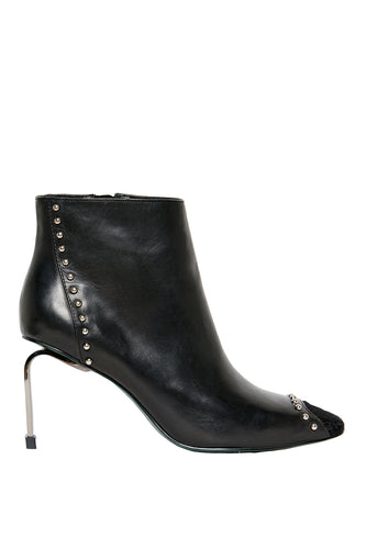 MyAudacity High Heel Booties - Black