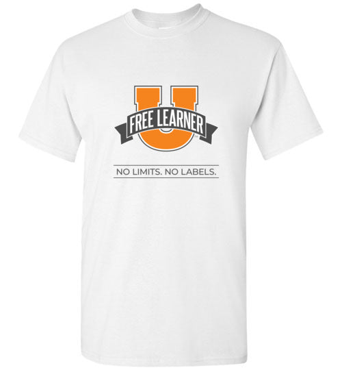 Free Learner U Logo Shirt