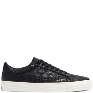 Zapatillas Converse CONS Croc Emboss One Star Pro Low Top