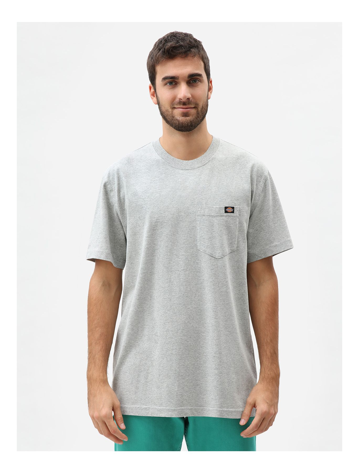 Camiseta Dickies Porterdale Grey
