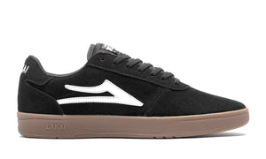Zapatillas Lakai Machester XLK 'Black/Gum'