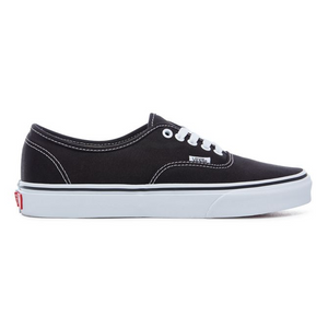 Zapatillas Vans Authentic Black/White