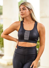 On Your Mark Sports Bra