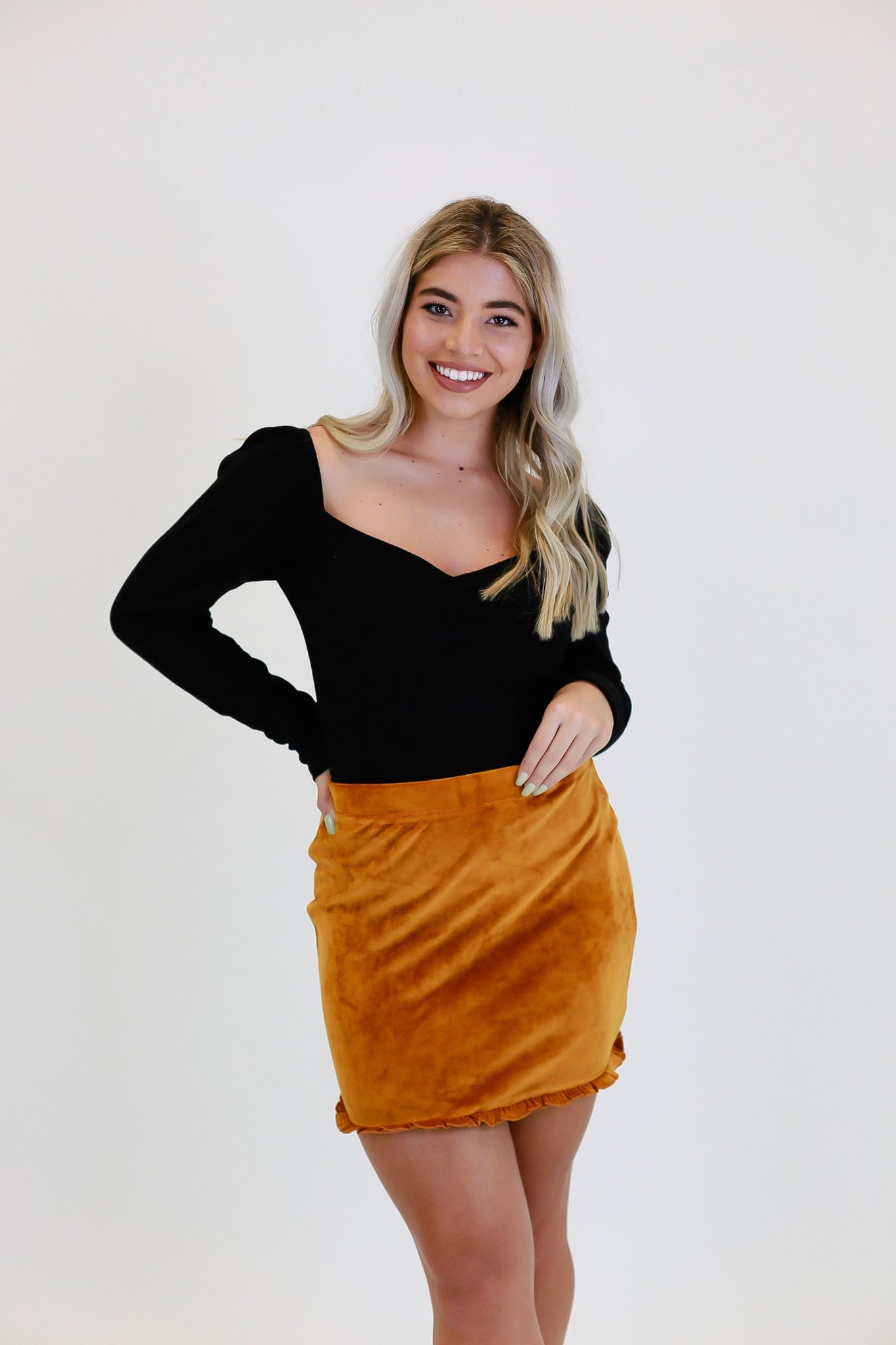 What A Chase Skirt