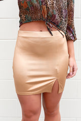 Metallic Lights Skirt