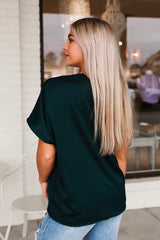 Shayla One Shoulder Blouse
