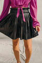 Sibley Pleated Skirt