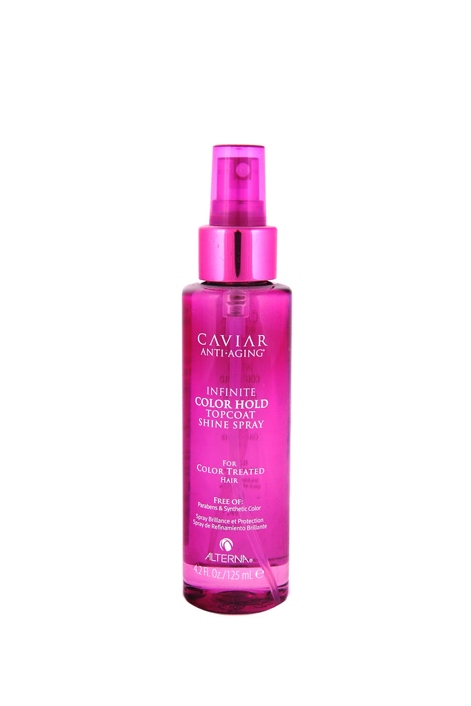 CAVIAR ANTI AGING COLOR HOLD TOPCOAT SHINE SPRAY