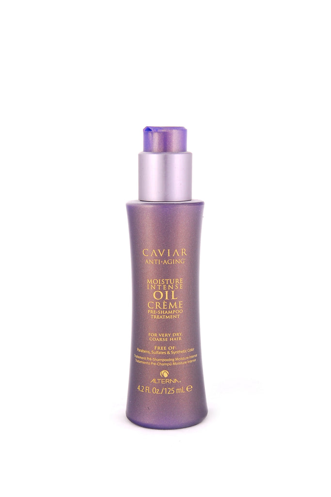 CAVIAR ANTI AGING OIL CREME PRE-SHAMPOO TREATMENT