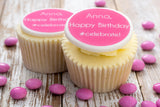 Birthday #Celebrate Cupcake Decorations