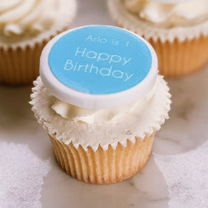 1st birthday cupcake decorations | First birthday cake toppers